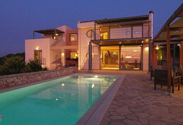 Luxurious Villa in Gerani in Rethymno